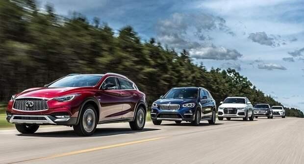 Lexus RX стал самым популярным премиальным авто в России в 2021 году