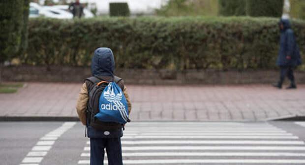 В Адыгее ребенок попал в ДТП, возвращаясь в школу после урока физкультуры