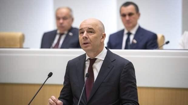 Глава Минфина России: регионы больше не нуждаются в бюджетных кредитах