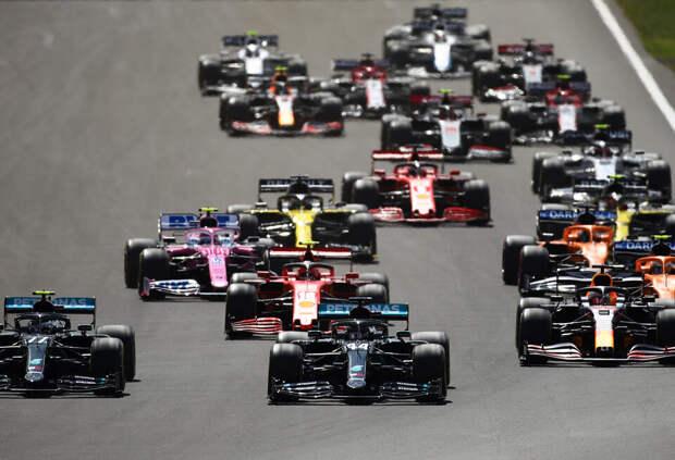 Стало известно расписание первого этапа Формулы 1 со спринтерской гонкой
