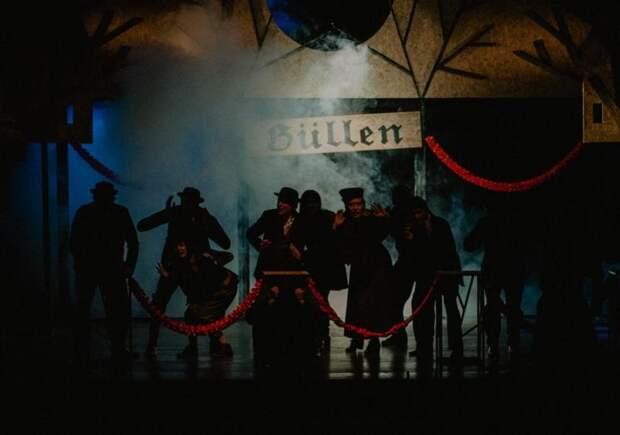 В Тамбове открылся театральный фестиваль имени Рыбакова