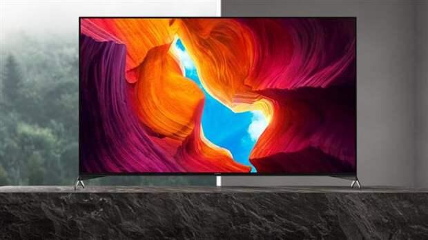 Лучший 4K телевизор от Sony