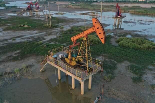 Франции и Германии надо напасть на Россию и захватить ее нефтегазовые месторождения.