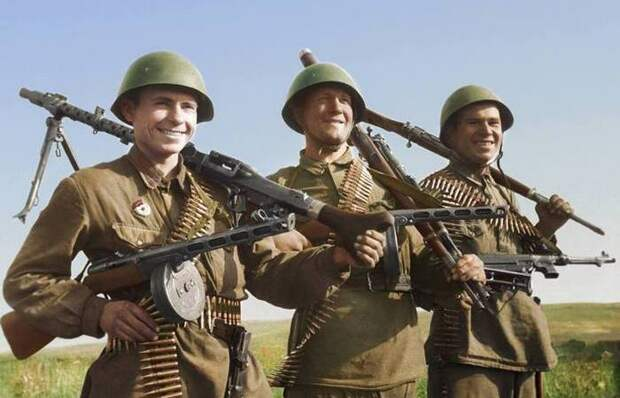 Сдать нельзя использовать: что в СССР делали с немецким трофейным оружием