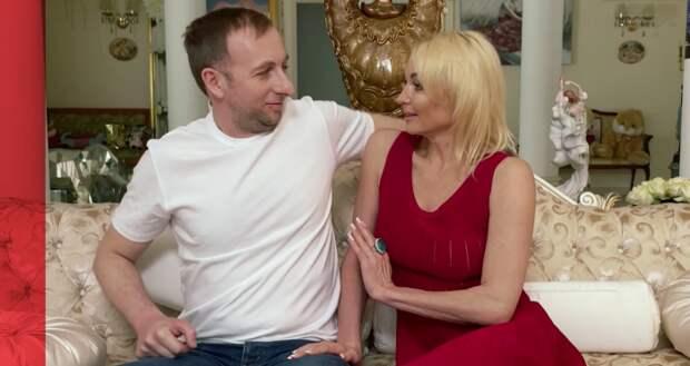 Волочкова показала возлюбленного, которого скрывала 9,5 месяцев