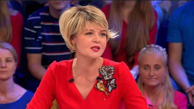 «Меня часто подрезали: Юлия Меньшова объяснила, почему ушла из шоу «Сегодня вечером»