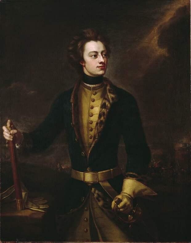 Русский поход Карл XII начал летом 1708 года.