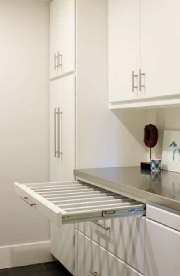 10 лучших идей для сушки белья в квартире