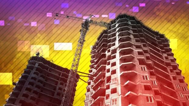 В Минстрое РФ назвали количество выданных  разрешений на возведение жилья
