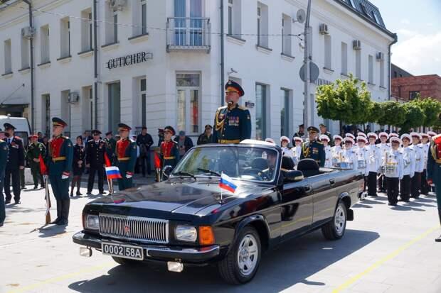 Начальником штаба 58-й армии ЮВО назначили кавалера двух орденов Мужества генерал-майора Вячеслава Гурова