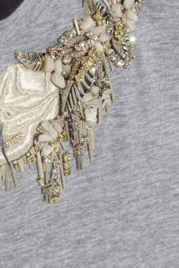 Декор одежды бусинами и не только: большая копилка наглядных идей