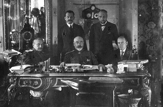 Генерал Романовский: почему в Белой армии все ненавидели заместителя Деникина