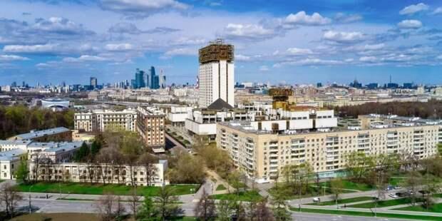 Сергунина: Раздел «Мой район» открылся на медиаплатформе #Москвастобой. Фото: mos.ru