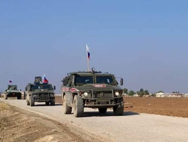 Российские военные послали американцев туда, откуда те приехали