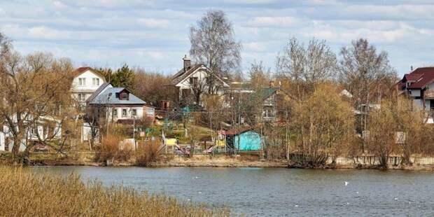 Власти Москвы разъяснили, как уехать на дачу в период майских праздников. Фото: mos.ru