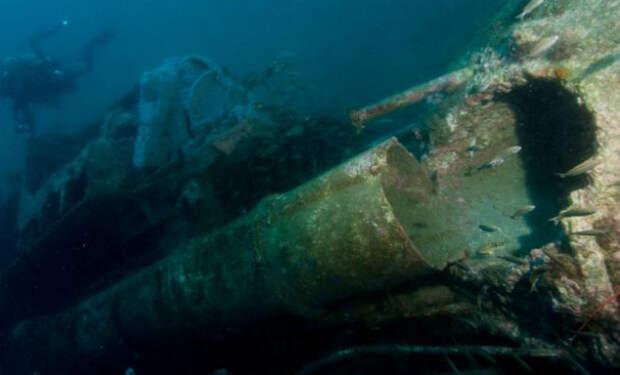 Потерянный флот Рейха: на дне моря увидели армаду военных субмарин