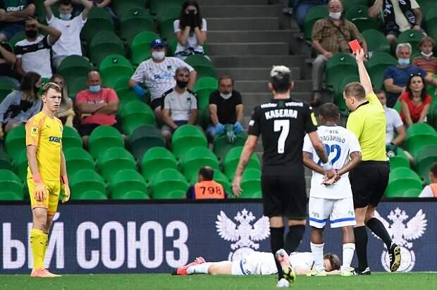 «Краснодар» не потерял шансы на Лигу Чемпионов УЕФА