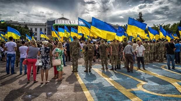 Украинский депутат рассказал о плане по превращению Незалежной в колонию
