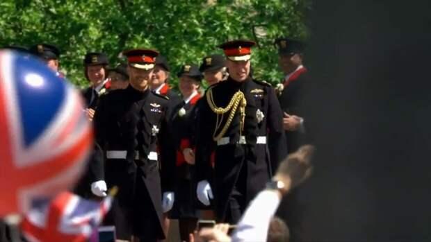 Принцы Уильям и Гарри не выступят вместе на открытии памятника принцессе Диане