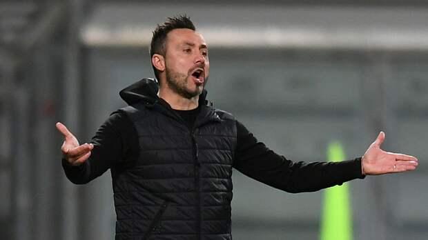 Ткаченко: «Де Дзерби был готов возглавить «Спартак». Они были в шаге от подписания контракта»