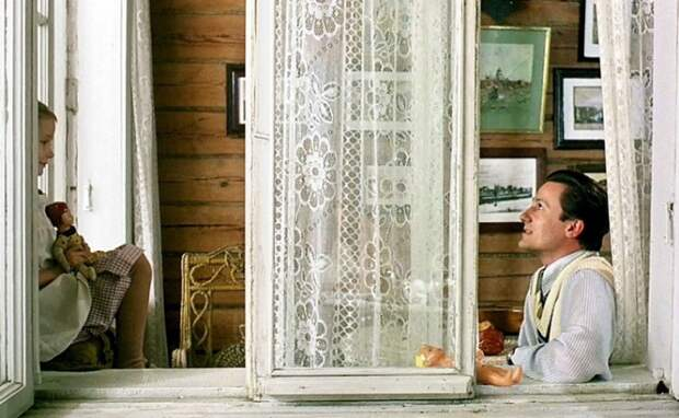 Последний на сегодня художественный фильм из России Никиты Михалкова, получивший Оскар.
