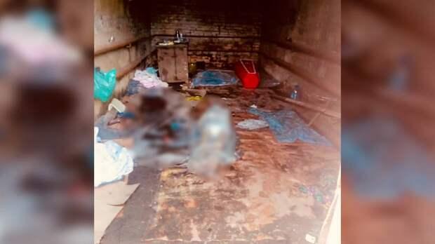 Гараж-морг с телами обнаружили в Забайкалье