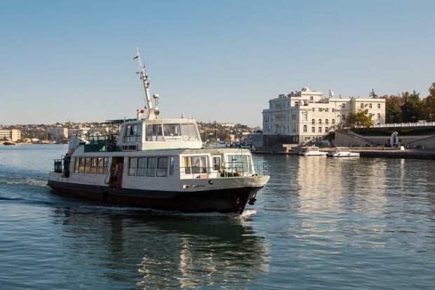 Из-за репетиции Дня ВМФ 21 июля перекроют рейд через Севастопольскую бухту