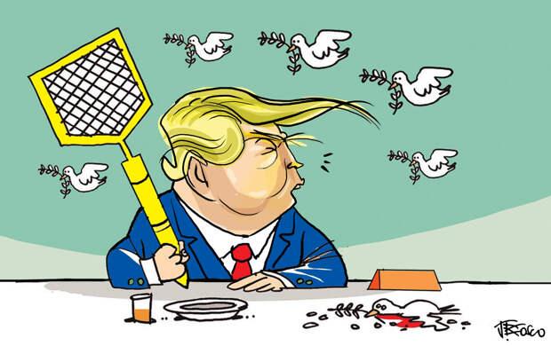 Мирный президент Трамп, Германия на распутье и V-образное восстановление