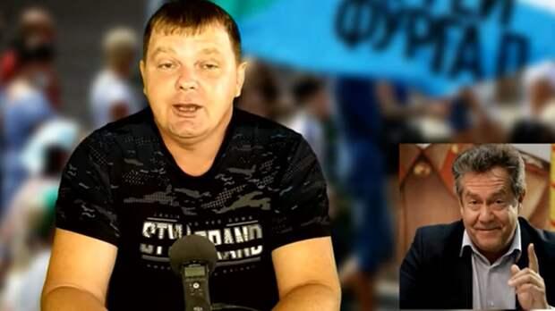 """Ведущий,,Платошкин восхваляет Путина, это уже не спойлеры, это чистые ставленники Кремля.""""Это брехня от канала ,,наша свобода"""""""