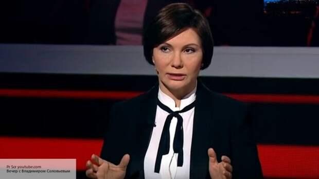 Бондаренко уверена, что политика Киева ведет Украину к «расползанию на отдельные хутора»