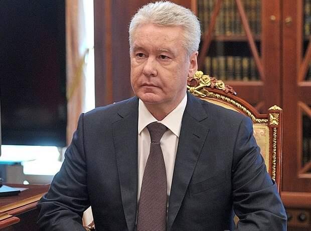 Собянин назвал срок, к которому столица победит COVID-19