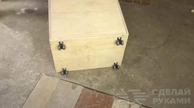 Мобильная компрессорная станция для мастерской и гаража