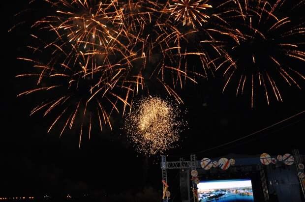 Салют прогремит на День города в Воткинске