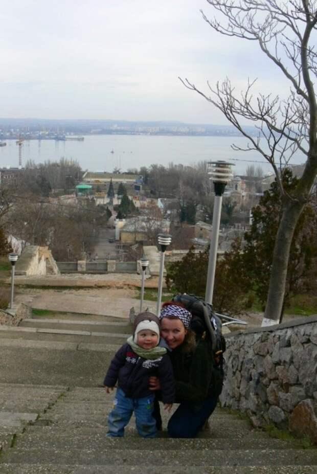 Крымская шестилетка: в поисках улыбки