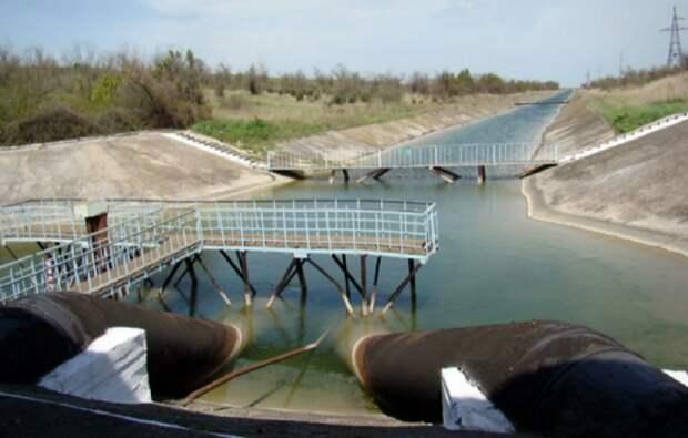 Крымчан встревожила ситуация в Северо-Крымском канале на Украине