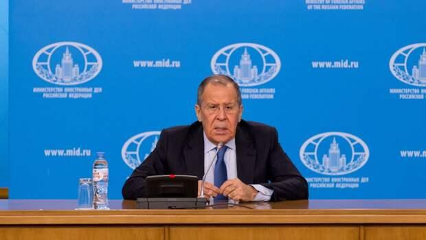 Лавров назвал эффективной работу миротворцев ВС России в Нагорном Карабахе