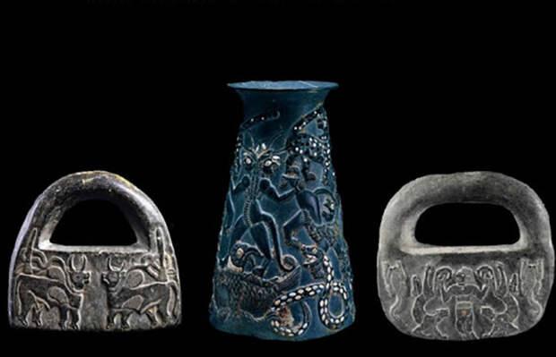 В 2001 году рынок древностей наводнили археологические редкости неизвестного происхождения.