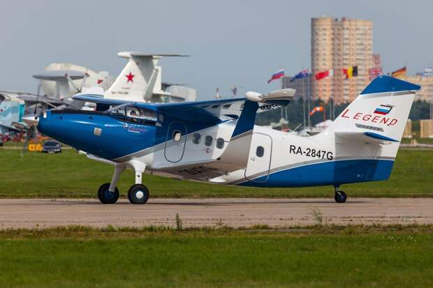 Самолет «Байкал» создадут из алюминиевого сплава