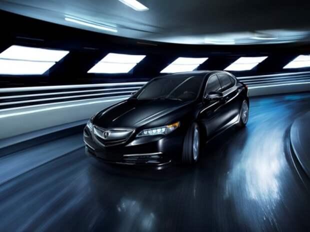 Acura приостановила продажи модели TLX в США из-за проблем с АКПП