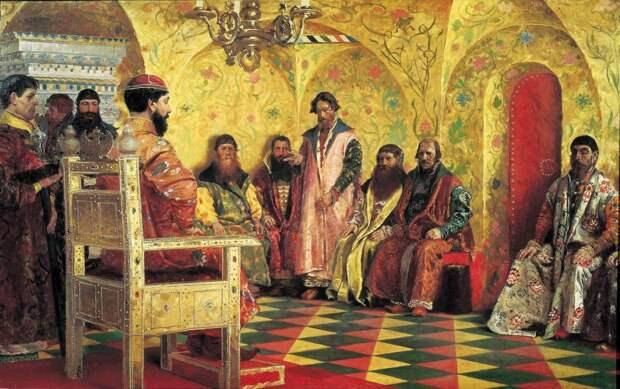 При дворе средневекового короля. Как жили придворные 10