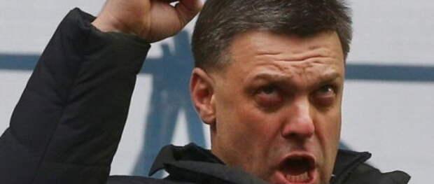 «Не дает победить Московию». Тягнибок потребовал расстрелять Медведчука
