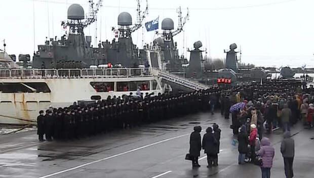 """""""Адмирал Владимирский"""" закрепил право России на тысячи километров моря"""