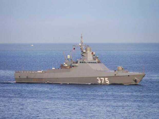 Россия отправила в Сирию стелс-корабль для РЭБ-атак на американские ВВС