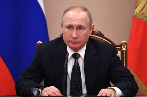 Путин поздравил с началом осенней сессии депутатов Госдумы