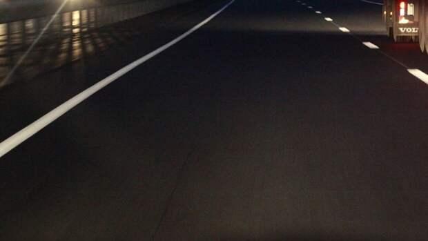 Водитель погиб при лобовом ДТП на дамбе ГЭС в Новосибирске