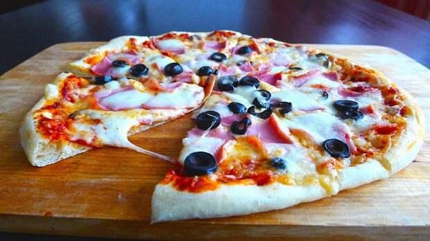 тесто для пиццы от итальянского повара