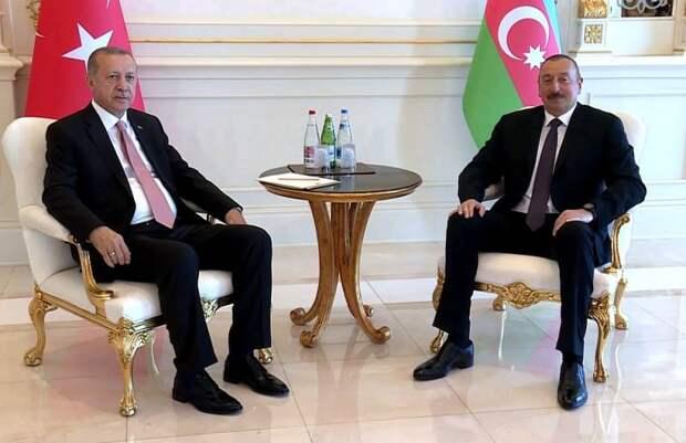 Подмять под себя Южный Кавказ: Экспансия Турции становится все более дерзкой