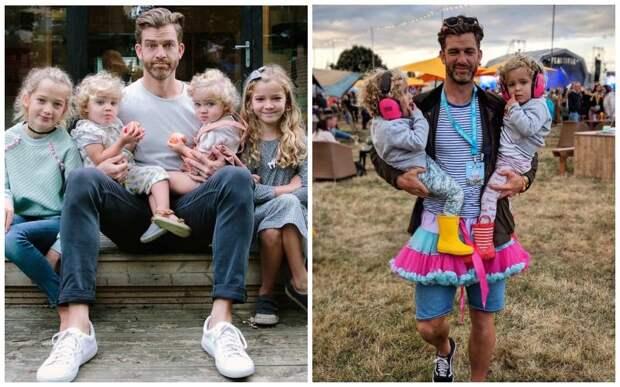 Отец четырех дочек открывает реалии своей нелегкой жизни