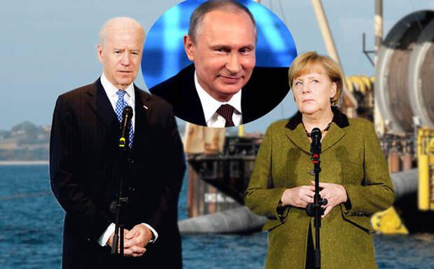 """В Германии назвали сроки запуска """"Северного потока - 2"""""""