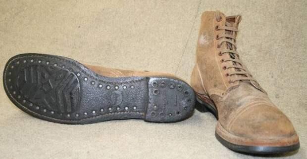 Ботинки дяди Джо